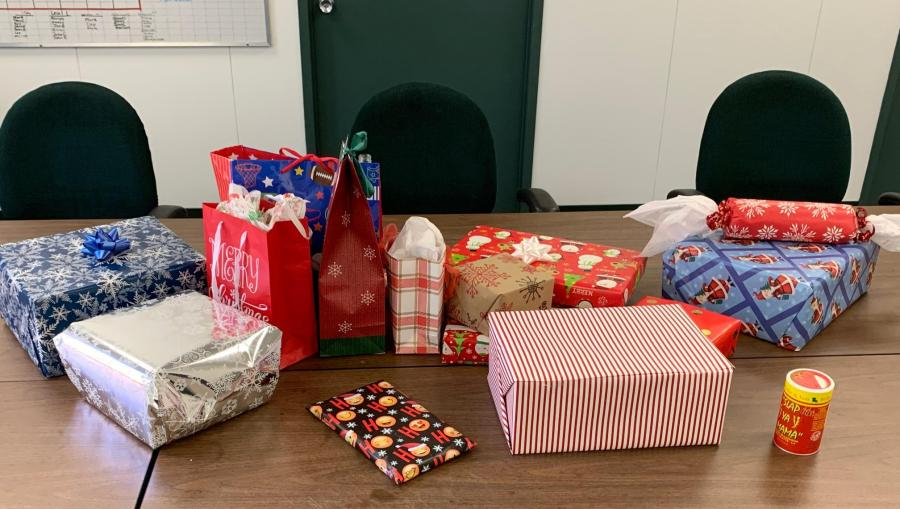 2019 Holiday Potluck & Gift Exchange