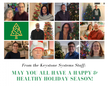 Happy Holidays from Keystone