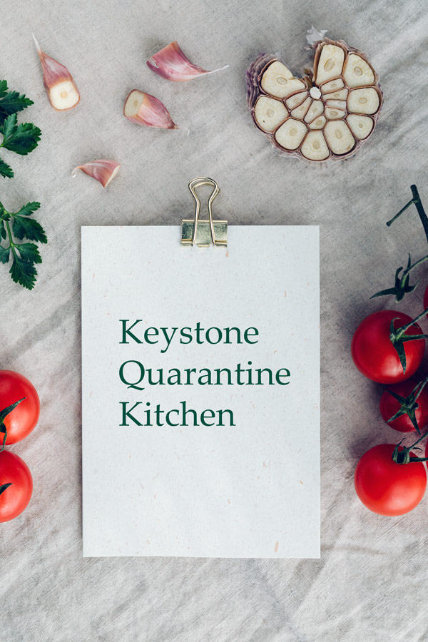 Keystone Quarantine Kitchen