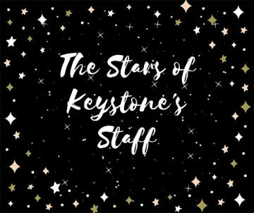 The Stars of Keystone's Staff - James