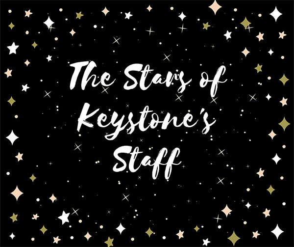 The Stars of Keystone's Staff - Brian